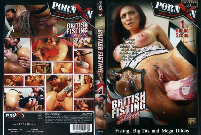 Brit fist gay dvd