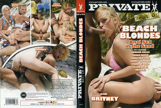 Blondes at the beach xxx consider, that