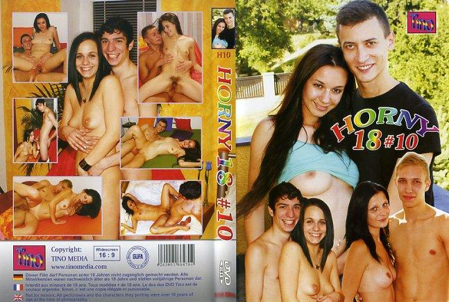 Horny 18 10 | Tino Media | XXX Porn Dvd