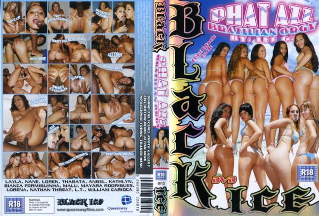 Phat brazilian orgy