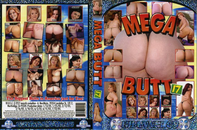 Are not mega butt 18 adult dvd are not