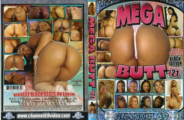 Mega butt 18 adult dvd