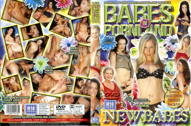 babes in pornland
