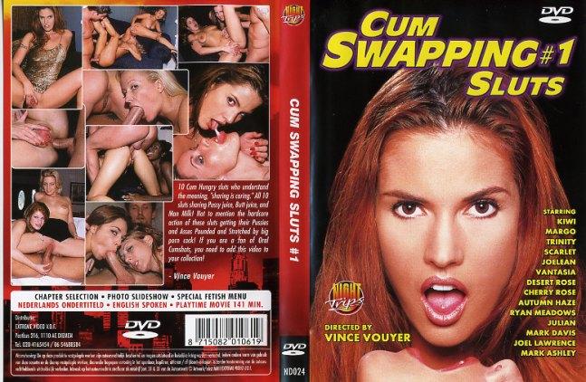 Cum swapping sluts starring