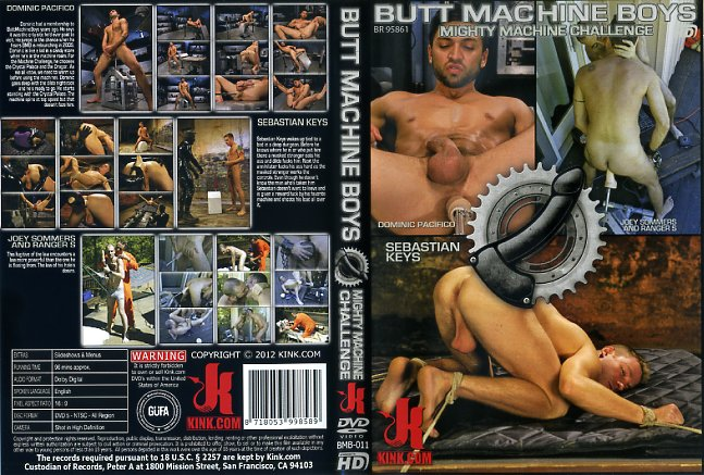 Dvd male fetish