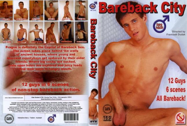 Bareback city sex