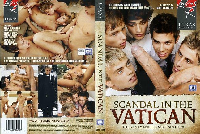 Scandal vatican homosexual