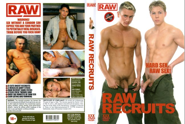 3 recruits gay porn