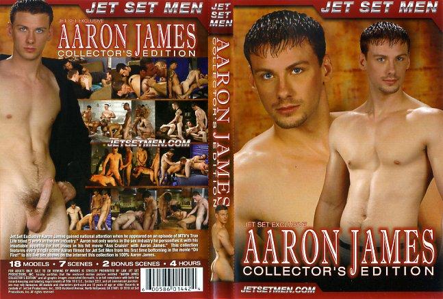 Aaron james gay porno
