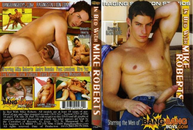 Mike Roberts gay porno