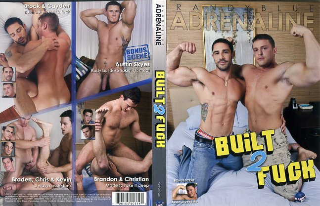 Randy Gay Guys Share Load In Threesome