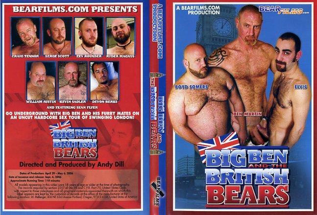 British gay bear porn