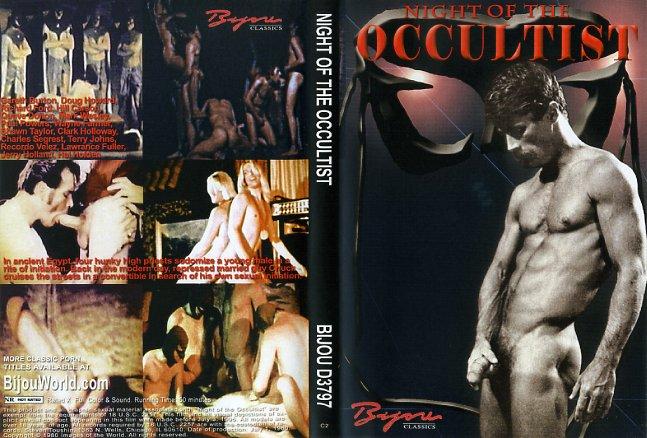 Occult Xxx Hardcore - Night Of The Occultist   Bijou Video   gay xxx porn dvd