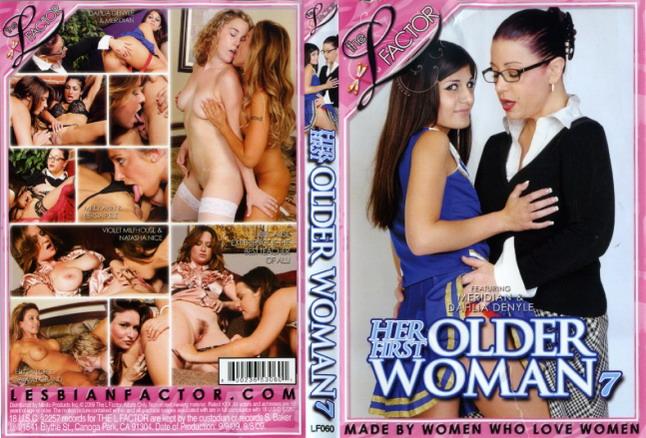 Lesbian Teen Older Woman