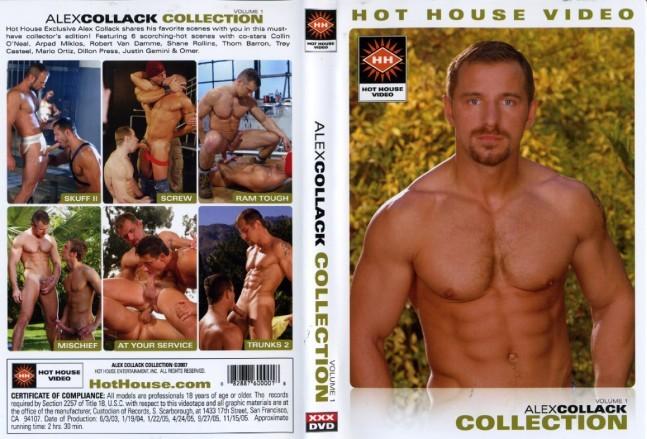 Alex Collack porno gay