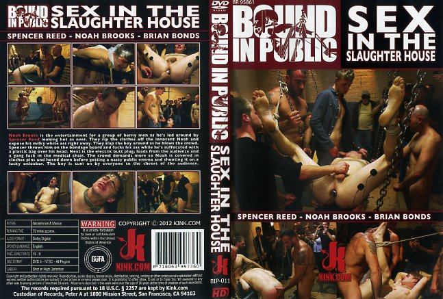 Bound and ganged gay dvd
