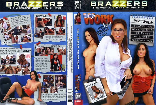 Work tits at brazzers big