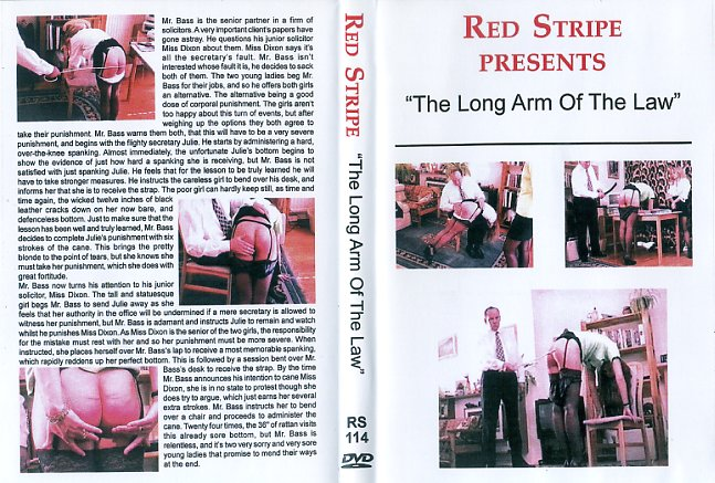 The Long Arm Of The LawRed Stripe