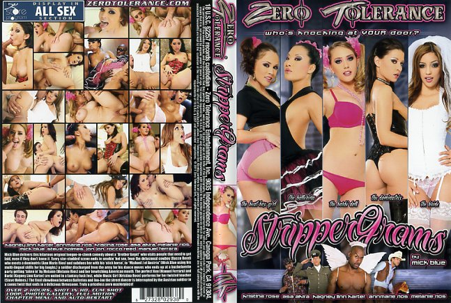 Stripper dvd adult