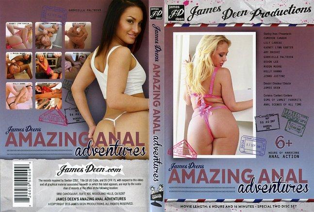 James Deen anaali porno