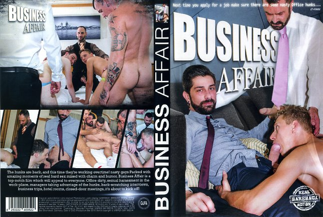 Business Gay Porn