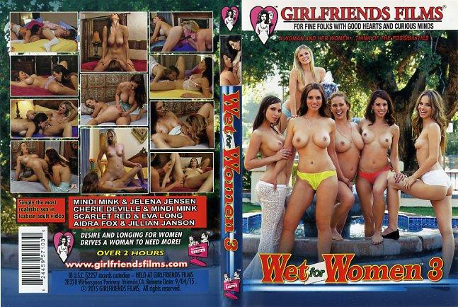 Wet For Women 3   Girlfriends Films   XXX Lesbian Porn Dvd