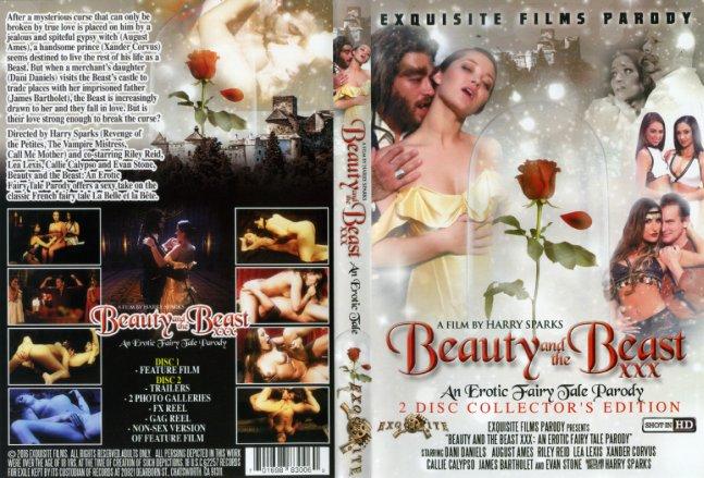 Xxx beast porn beauty parody and the