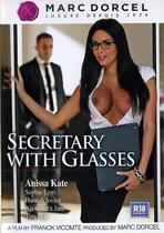 Secretary With Glasses