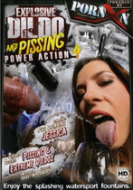 Explosive Dildo And Pissing Power Action 04