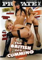 The British Are Cumming 3