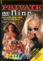 Private Dvd Pack 08: Ninn (4 Dvds)