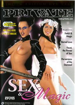 Private Dvd Pack 19: Sex & Magic (4 Dvds)