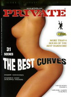 Private Dvd Pack 40: The Best Curves (4 Dvds)