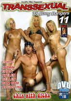 Transsexual Gangbangers 11