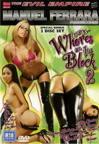New Whores On The Block 2 (2 Dvds) (R18)