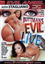 Buttman's Evil Live (2 Dvds)