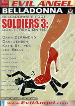 Belladonna's Foot Soldiers 3: Don't Tread On Me (2 Dvds)