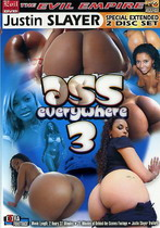 Ass Everywhere 3 (2 Dvds)
