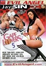 Gape Lovers 05 (2 Dvds)