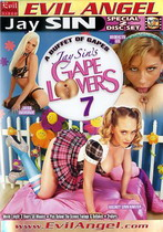 Gape Lovers 07 (2 Dvds)