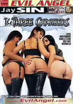 The Three Gapeteers (2 Dvds)