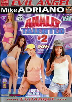 Anally Talented 1 (2 Dvds)