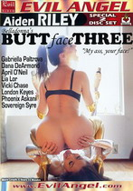 Belladonna's Butt Face Three (2 Dvds)