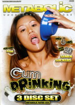 Cum Drinking (3 Dvds)