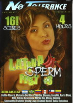 Latina Sperm Fest 3