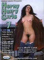 Horny Hairy Girls 07