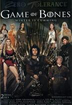 Game Of Bones: Winter Is Cumming (2 Dvds)