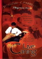 Hot Live Caning 1