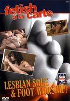 Lesbian Sole & Foot Worship!