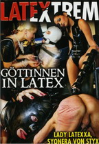 Göttinnen in Latex